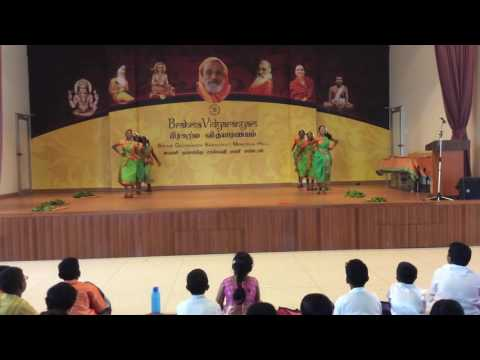 Indian cultural dance WELLESLEY TAMIL SCHOOL