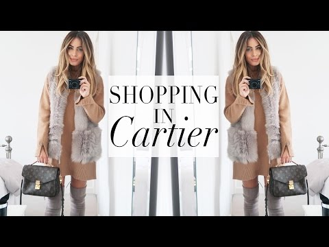 COME SHOPPING AT CARTIER | Lydia Elise Millen