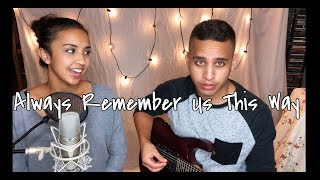 A Star is Born (Lady Gaga)- Always Remember Us This Way by Lina Frances (Live and Acoustic) Mp3