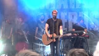 Marcus Wiebusch Live @Cologne gamescom city festival 2015 - Nur einmal rächen