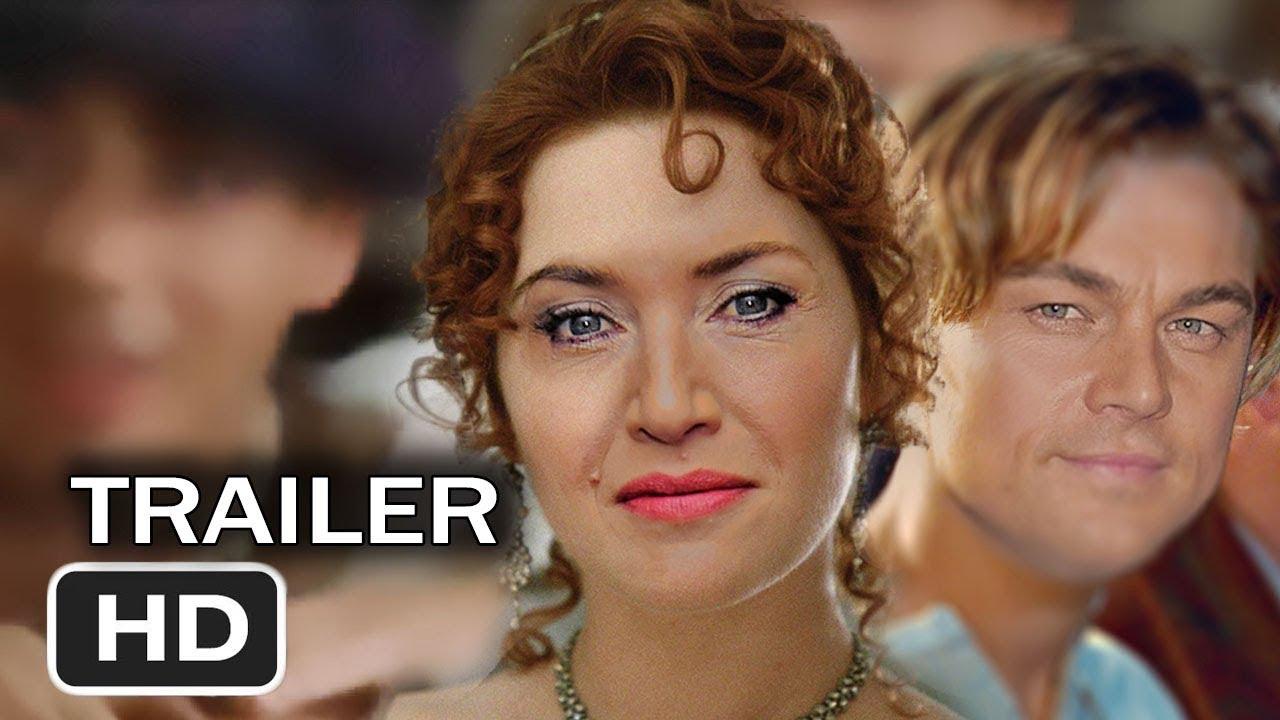 Titanic 2 Never Let Go 2020 Movie Trailer Parody