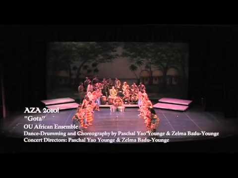 Gota (OU African Ensemble)