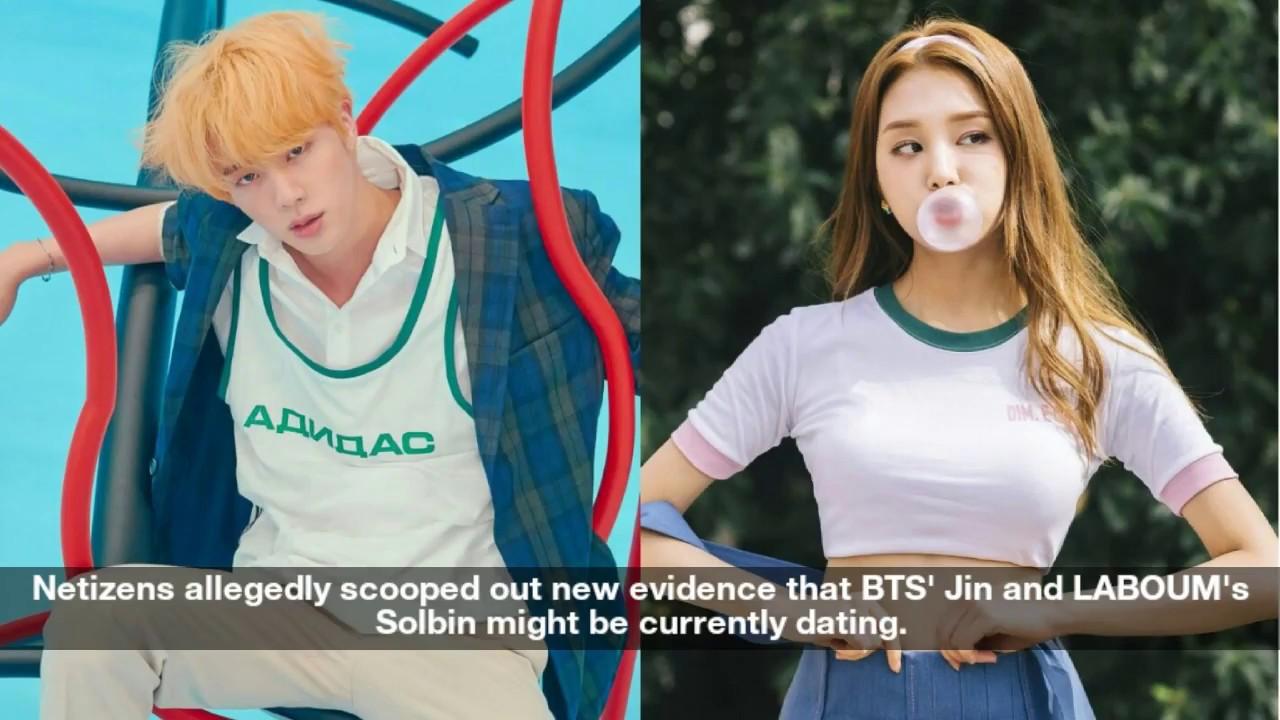 Bts jin dating scandal