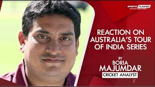 IND vs AUS 1st T20 preview by Boria Majumdar | SportsFlashes