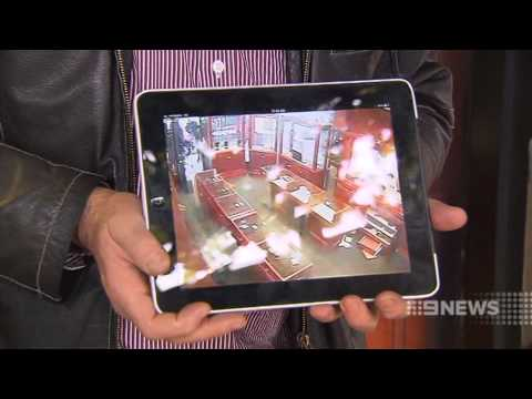 Jewellery Robbery | 9 News Adelaide