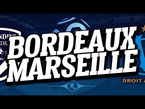 DIRECT / LIVE : BORDEAUX - MARSEILLE // Club House - YouTube
