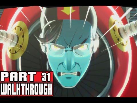 Persona 5 Gameplay Walkthrough Part 31 Okumura's Palace Part 2 Boss Fight
