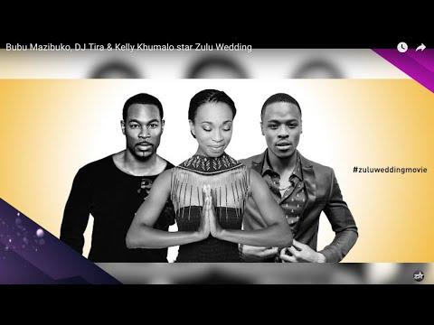 Pallance Dladla & more act in Zulu Wedding movie with U.S stars