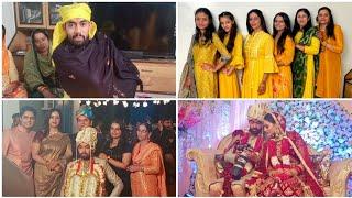 Haldi, Wedding &amp Post Wedding VlogHimachaliBlooper Life