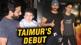 Saif Ali Khan Demands Huge Money For Son Taimur's Debut On Screen
