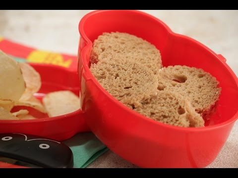 Creamy Veggie Sandwich | Tiffin Treats By Roopa Nabar | Sanjeev Kapoor Khazana