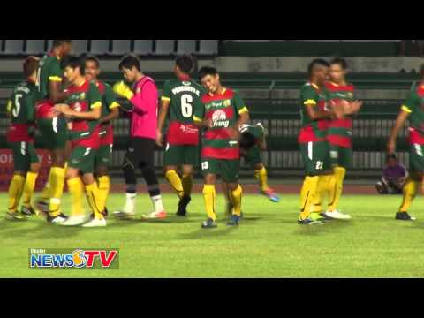 Phuket FC v Vladivostok FC 'Friendly' match, Jan 19