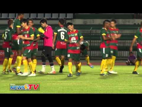 Phuket FC v Vladivostok FC 'Friendly' match, Jan 19