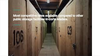 Space Mini Storage : Cheap Storage in Corte Madera CA