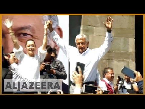 🇲🇽 Mexico's Lopez Obrador widens lead in presidential poll | Al Jazeera English