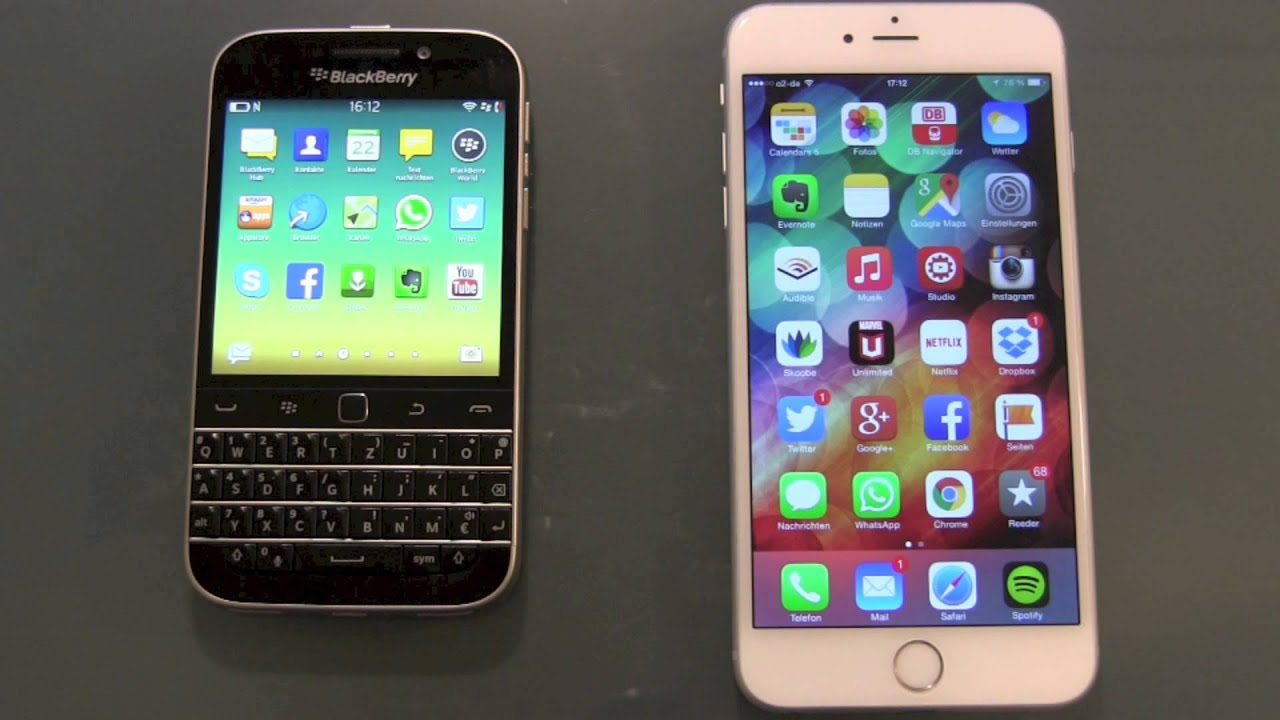 comparison of apple and black berry Blackberry made a deal with amazon to vastly expand their app store, because the blackberry world does not compare to either apple or android i have loaded about 130 applications from the.