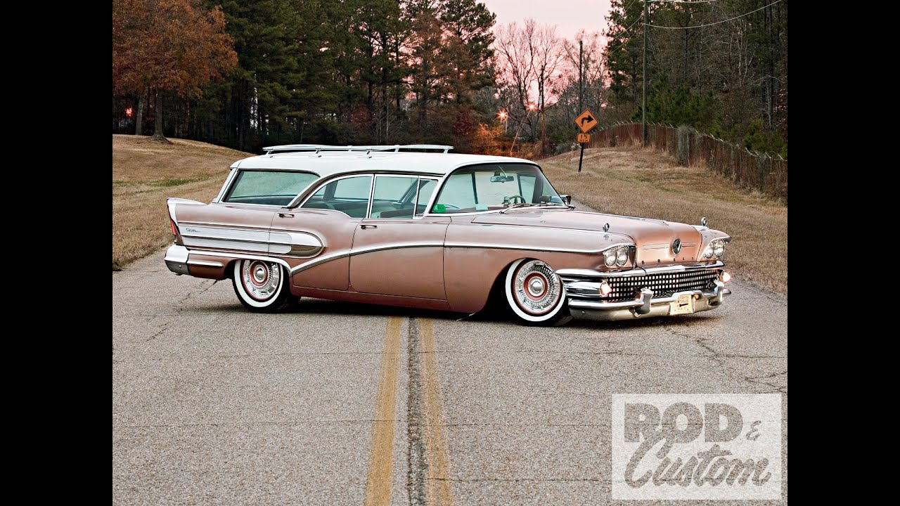 111 Buick Estate Wagon 1958 Retrocar Youtube