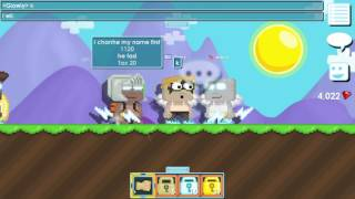 Growtopia I got scammed By Wiki and Mrmua