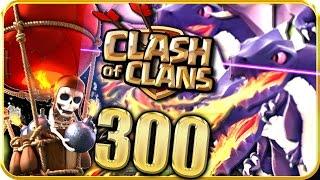 Let's Play CLASH of CLANS Part 300: ALLE KASERNEN gemmen!