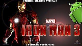 IRON MAN 3 homem de ferro para ANDROID