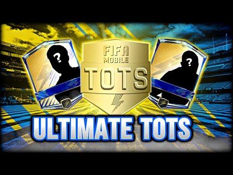 🔥 Ultimate TOTS 97 OVR + !!!???  FIFA MOBILE PL 🔥