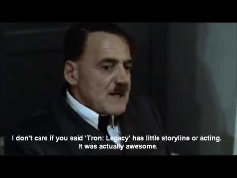 Hitler Rants About Disney Canceling Plans To Make 'Tron 3'