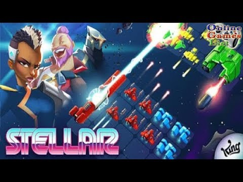 Stellar: Galaxy Commander Gameplay HD