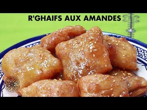 choumicha-:-r'ghaifs-aux-amandes
