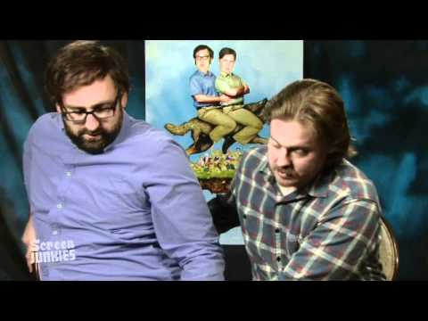 Eric Wareheim on Magic Mushrooms