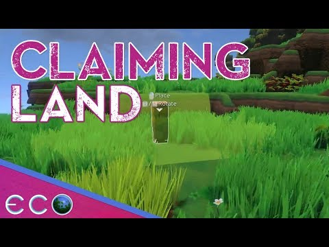 [2G] How to Claim Land   Eco Guides