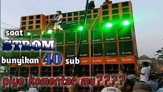 Inilah suara STROM saat 40 sub di bunyikan | karnaval karanganyar poncokusumo thumbnail