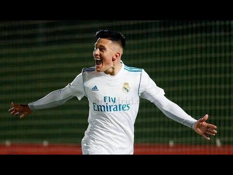 Cristo González • Real Madrid Castilla • 2017/2018