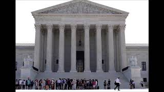 BREAKING Supreme Court Upholds Trump Travel Ban