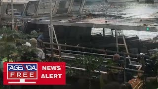 Lava Explosion Injures 23 on Tour Boat - LIVE COVERAGE