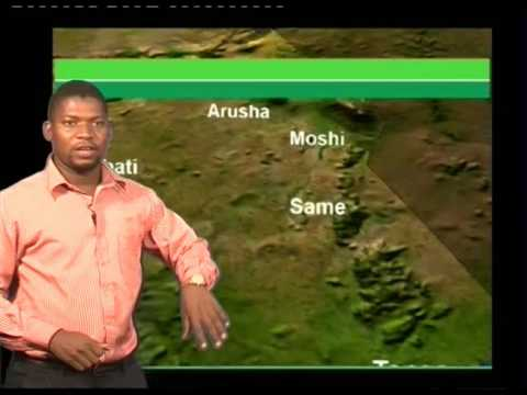 Tanzania Weather Forecast  05/06/2017