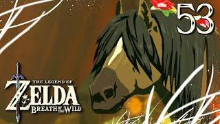 ZELDA BREATH OF THE WILD #53 : LE CHEVAL HIPPIE !