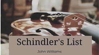 Квартет Зефир - Д. Уильямс - Список Шиндлера