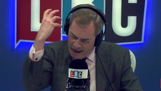 The Nigel Farage Show: Is the British Army dropping its standards? Live LBC - 10th January 2018