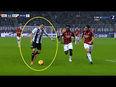 Cristiano Ronaldo ⚽ CR7 First Italian Derby 🇮🇹 ⚽ 2018\2019 ⚽ HD #CristianoRonaldo #Juventus