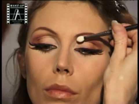 ORIENTAL MAKE-UP | Make-Up Atelier Paris