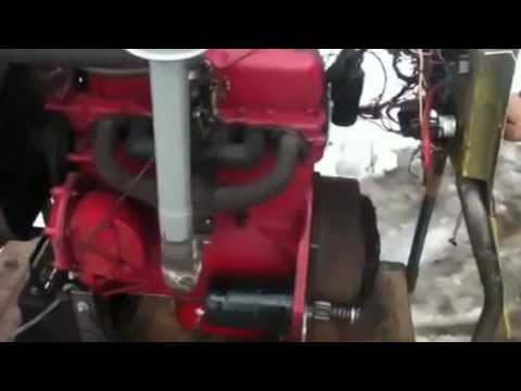 International Tractor Engine (Gas) BC144 - For Sale (May 1, 2012)