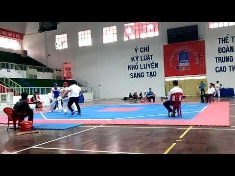Vô địch taekwondo tỉnh Tây Ninh(1)