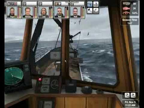 Deadliest Catch Alaskan Storm Review - GameSpot