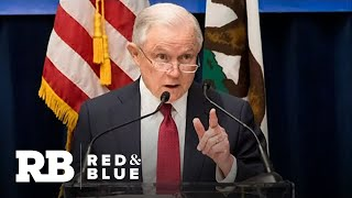 Former Attorney General Jeff Sessions running for Senate