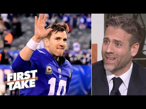 The Giants are stuck with untradeable Eli Manning – Max Kellerman | First Take