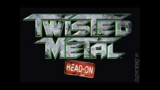 Twisted Metal Head-on OST Level Disaster Proof