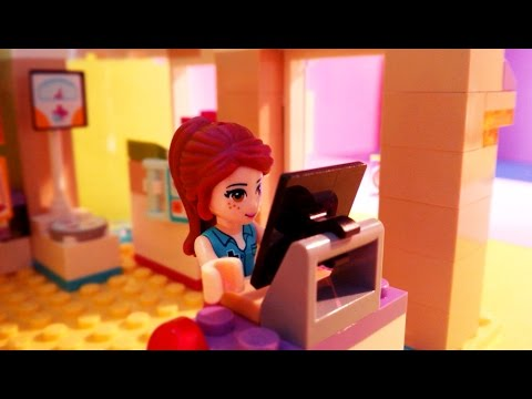Сериал: Лего Френдс/Lego Friends: 1 серия