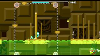 [Geometry Dash] Labyrinth Zone - by AbstractDark