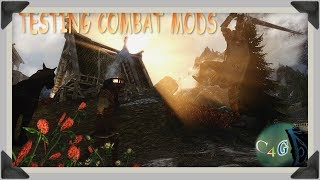 Skyrim Ultimate combat 3.0 + Wildcat + other combat mods