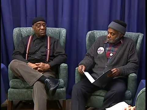 Rashied Ali & Henry Grimes Interview by Monk Rowe - 1/31/2009 - Clinton, NY